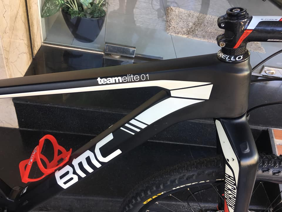 MTB cacbon BMC team elite 01 2018 .thụy sỹ Like new - 21
