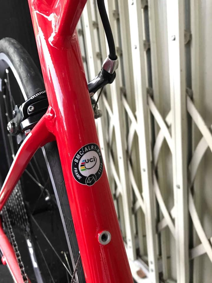 Roadbike BMC team machine ALR01 . thụy sỹ - 1