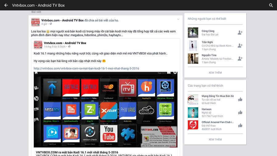 Đổiphong cách màu sắc facebook theo phong cách của bạn