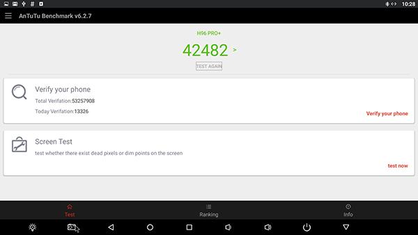 Android TV Box nào có điểm số Antutu Benchmark, máy nào mạnh nhất?
