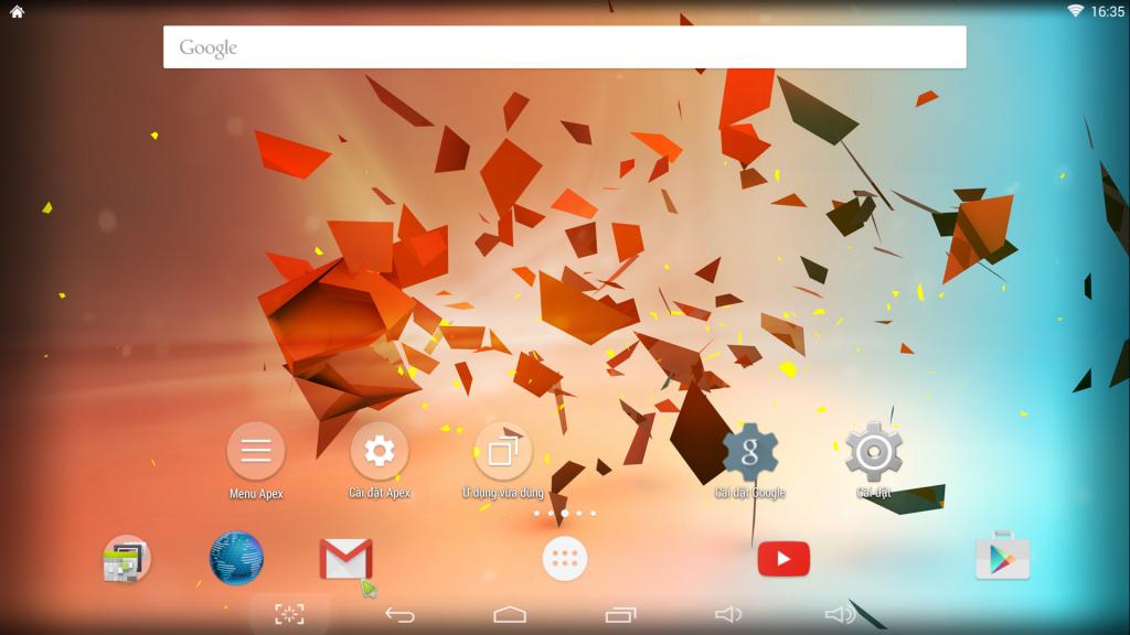 Tổng hợp giao diện hay cho Android TV Box mượt mà dễ sử dụng
