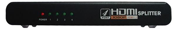 Bộ chia HDMI Splitter 1 ra 4 giải pháp chia sẻ nhiều màn hình hiệu quả