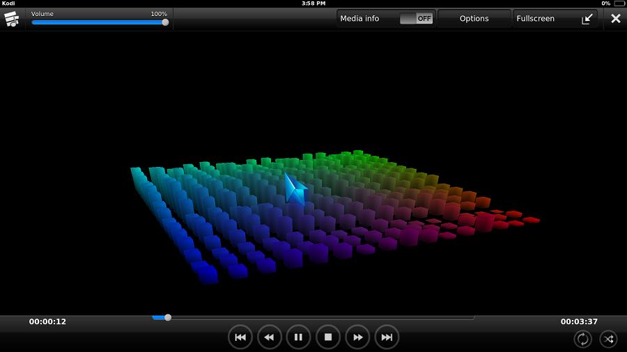 Cách điều chỉnh ra loa hoặc âm ly bằng dây AV trên Himedia Q10 Q5 Pro