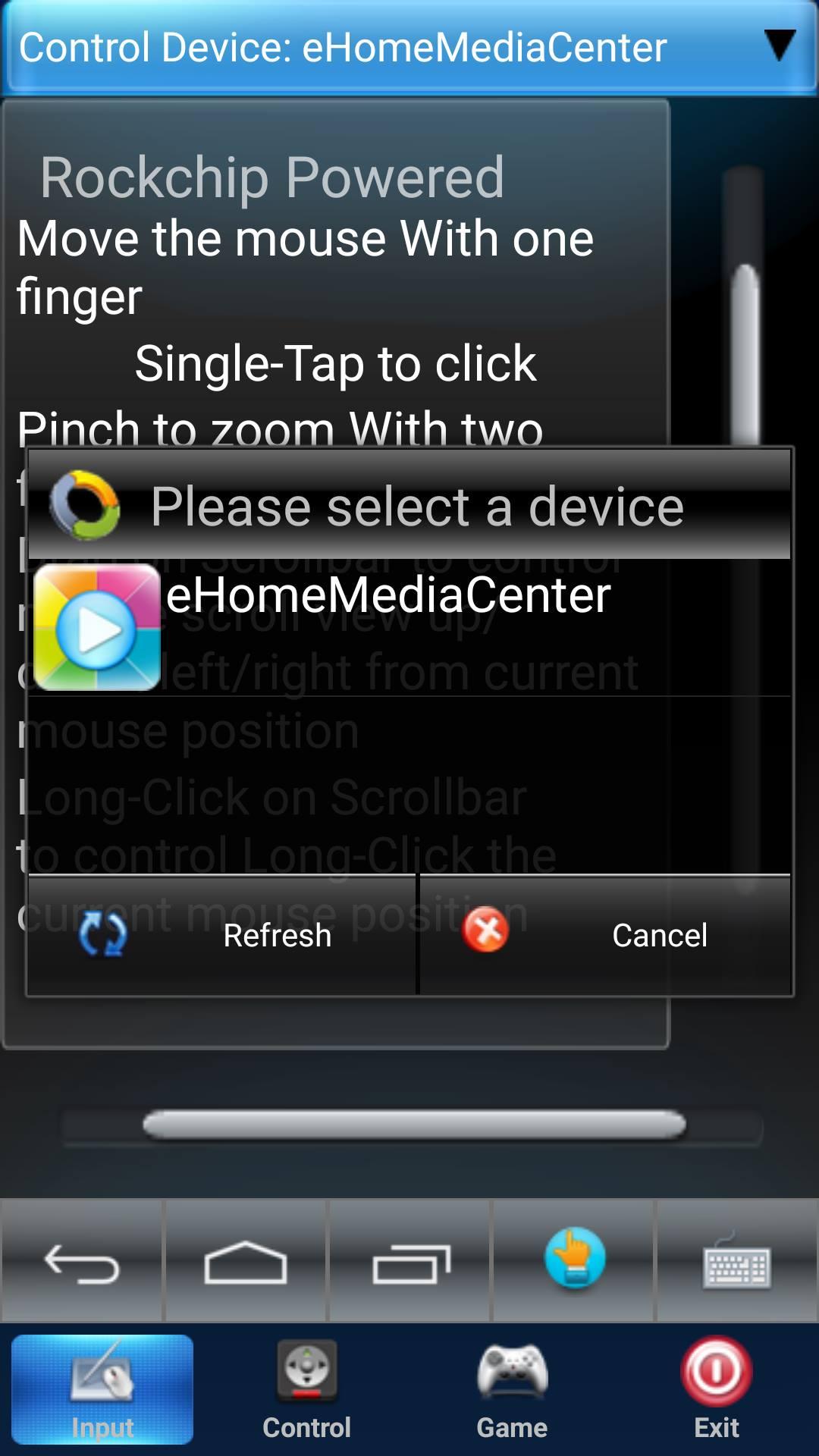 Cách dùng điện thoại làm remote điều khiển vinabox x9 dùng rockchip