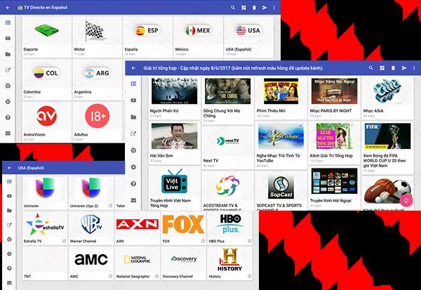 Cách sử dụng Wiseplay để xem bóng đá, truyền hình IPTV, phim 18+ (VIP)
