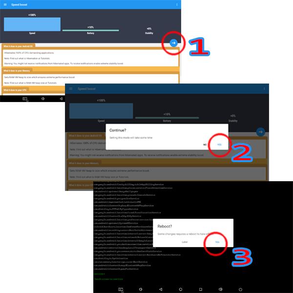 Tối ưu, cải thiện tốc độ, giải phóng ram hiệu quả cho android tv box