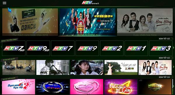 Cập nhật link tải ứng dụng HTV Online mới nhất cho android tv box