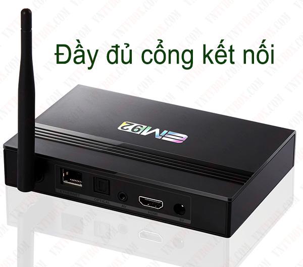 EM92 TV Box sản phẩm chất lượng chính hãng Enybox giá tốt toàn quốc