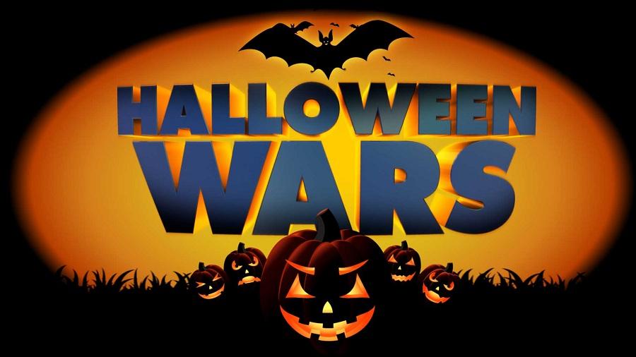 Game giải trí cho ngày 31 tháng 10 Halloween Challenge