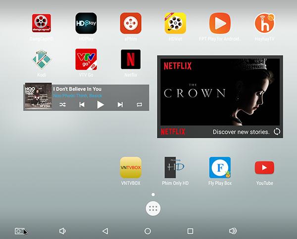 Trải niệm giao diện Android 7.0 với Nougat Launcher siêu mượt