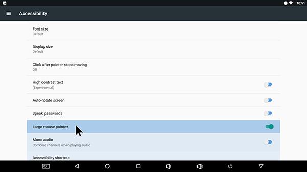 Giới thiệu chức năng nổi bật TV box chạy hệ điều hành Android 7 Nougat