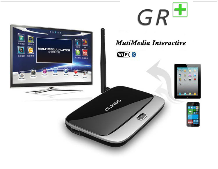 Android TV Box GR Plus