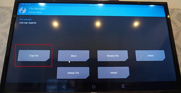 Hướng dẫn cách root tất cả android tv box dùng chip amlogic s912