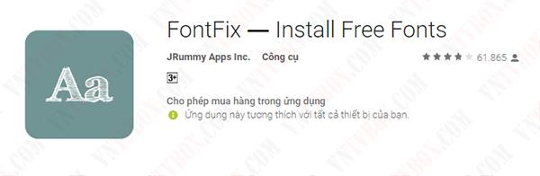 Hướng dẫn cách thay đổi font chữ chuẩn android tv box không bị lỗi dấu