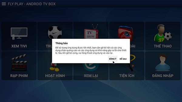 Hướng dẫn chặn quảng cáo trên android tv box bằng AdAway