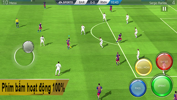 Hướng dẫn kết nối gamepad bluetooth với tv box để chơi Fifa Pes Đua Xe
