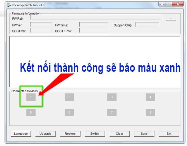 Hướng dẫn Root & cài Recovery cho Vinabox KiwiBox MXQ 4K dùng Rockchip