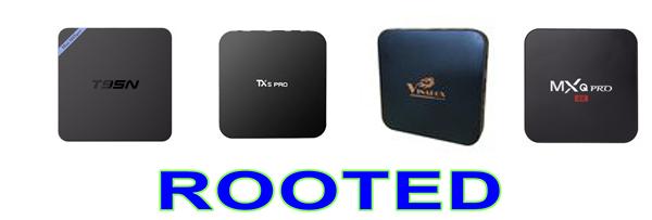 Hướng dẫn root tất cả các android tv box dùng chip Amlogic S905 S905X