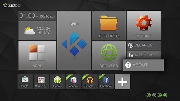 Khắc phục hiệu quả Zidoo X6 up firmware youtube đứng hình ko bluetooth
