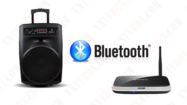 Lợi thế của android tv box có hỗ trợ kết nối bluetooth trong giải trí