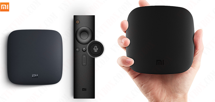 Mibox 4K Global phiên bản quốc tế ram 2G chính hãng Xiaomi full seal