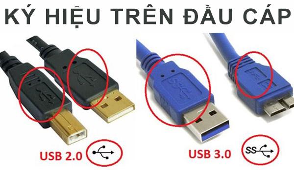 Phân biệt cổng USB 2.0 và 3.0 trên android tv box và so sánh tốc độ