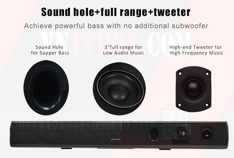 Loa Sound Bar âm thanh 5.1 SB-V5