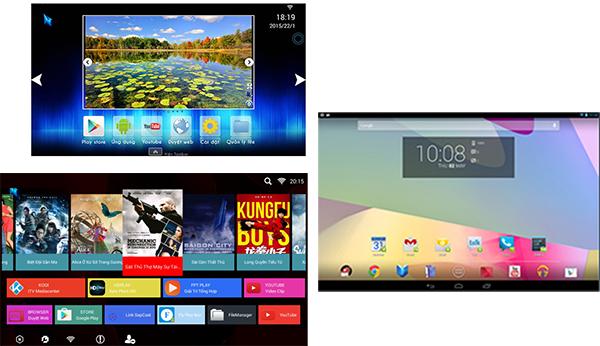 So sánh Android TV và hệ điều hành truyền thống và nên dùng loại nào?