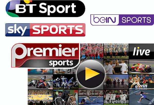 Sports TV ứng dụng xem bóng đá thể thao trực tuyến tốt nhất 2018
