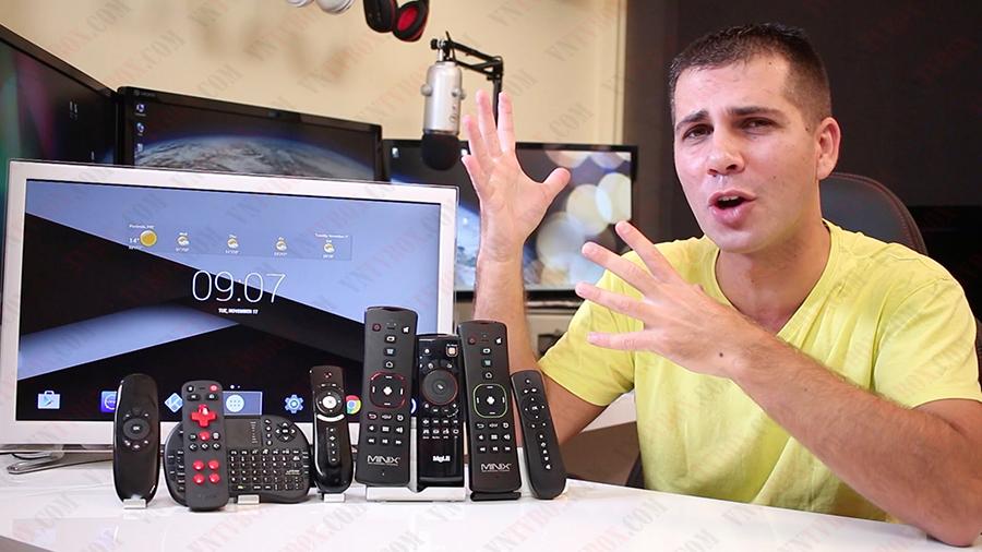 Tổng hợp cách khắc phục lỗi remote không nhận Android TV Box
