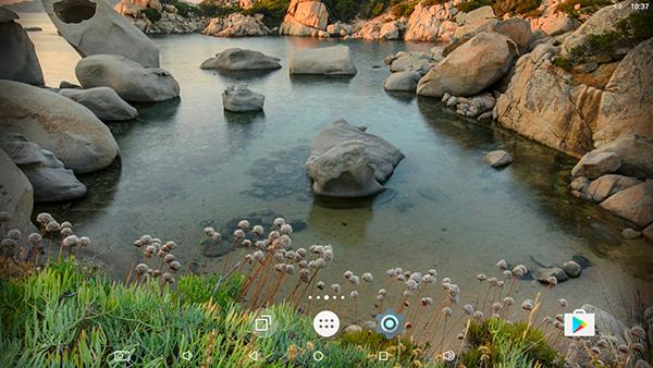 Tải ngay ứng dụng hình nền cực đẹp của Google cho màn hình tv box