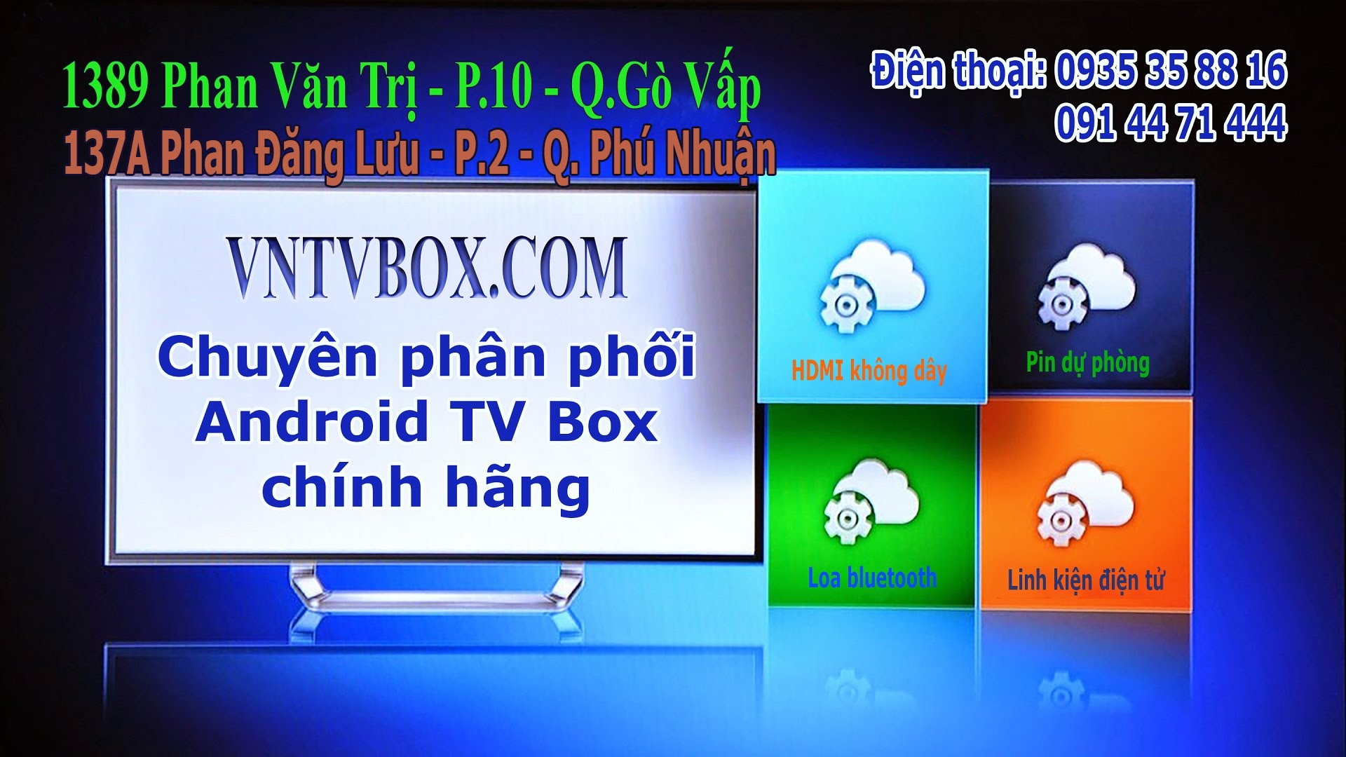 Thay đổi Boot Animation của Android TV Box