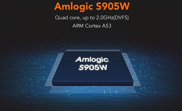 Tìm hiểu chipset AMlogic S905W, nên sử dụng máy dùng chip nào phù hợp?