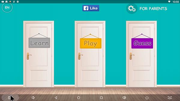 Tổng hợp ứng dụng hay và bổ ích dành cho bé cài trên android tv box