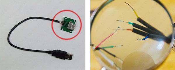 Tự chế dây cáp USB 2 đầu đực để up rom firmware đơn giản cho tv box