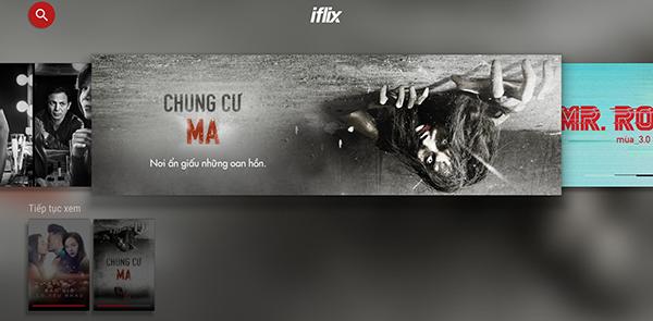 Ứng dụng xem phim bản quyền có phim bom tấn Việt Nam, phim chiếu rạp