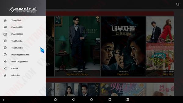 Ứng dụng xem Phim Bất Hủ với kho phim đa dạng load nhanh cập nhật mới