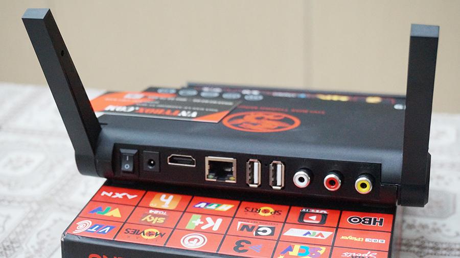 Vinabox X9 sản phẩm giá rẻ được người Việt tin dùng