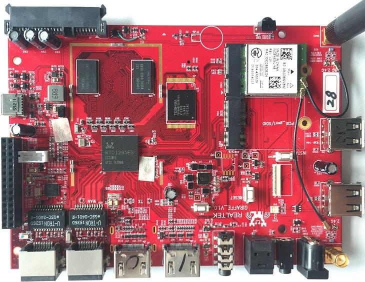 Bung main xem chi tiết cấu hình bên trong Zidoo X9S