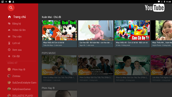 Cách xem Youtube không bị quảng cáo trên Android TV Box