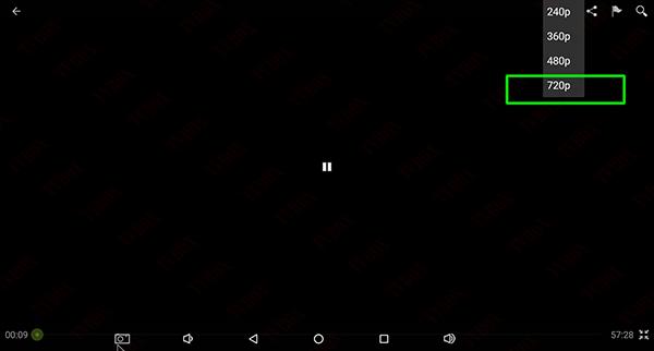 Chia sẻ ứng dụng Zing VIP xem video full HD xem full màn hình