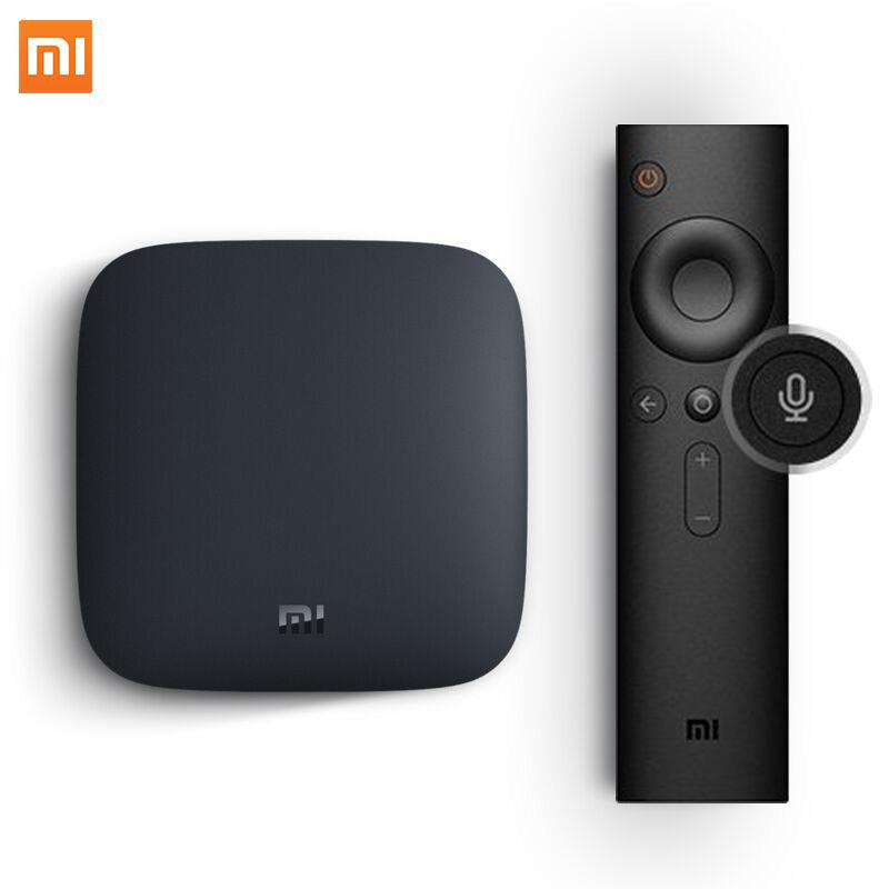 TV Box Mibox 4K Global phiên bản quốc tế ram 2G chính hãng Xiaomi full seal