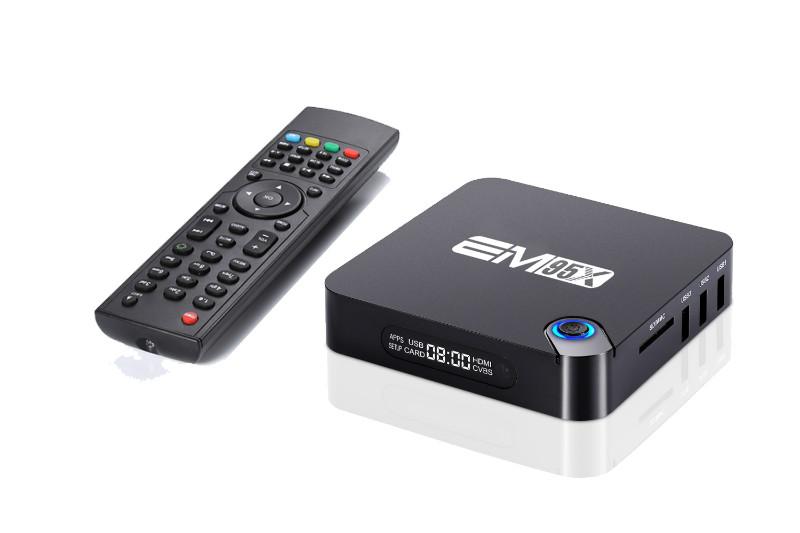TV Box  Enybox EM95X Amlogic S905X Ram 2GB Rom 16GB chính hãng