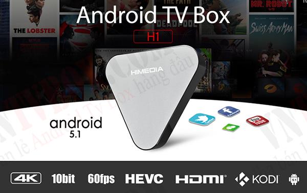 Himedia H1 sản phẩm giá rẻ nhất của hãng Himedia cấu hình vừa phải