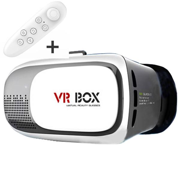 Combo kính thực tế ảo VR BOX 2 + tay game