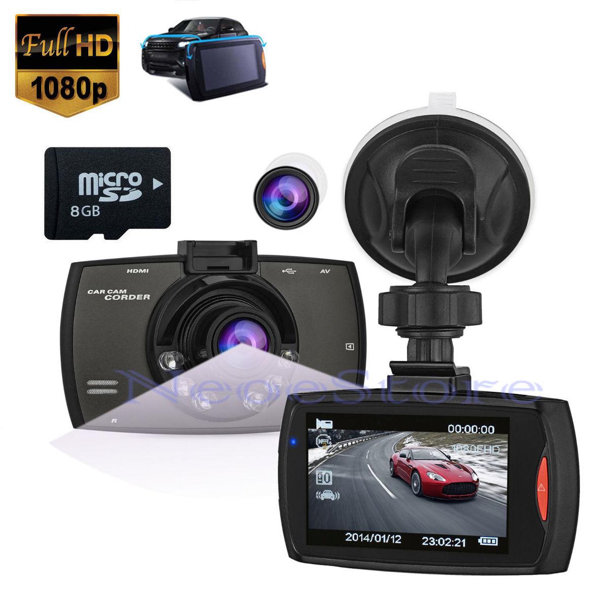 Camera hành trình VNSEE 4 LED HDMI full HD 1080p