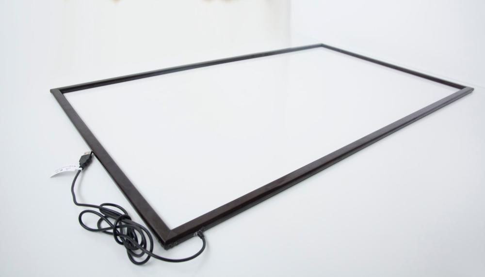 Khung màn hình cho TV 32 inch giúp cảm ứng đa điểm kết nối qua USB