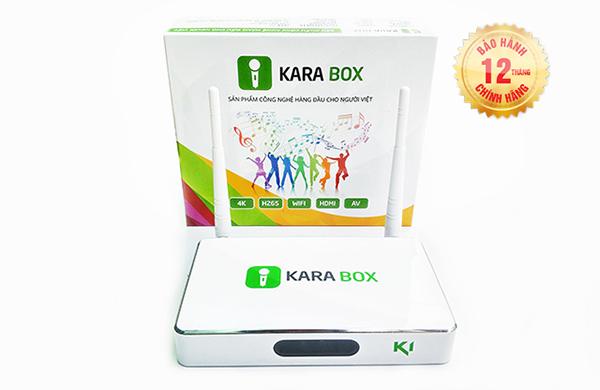 KaraBox K1 xem TV miễn phí Karaoke thỏa thích