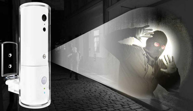 Camera iSensor Patio ngoài trời thương hiệu Amaryllo của Hà Lan