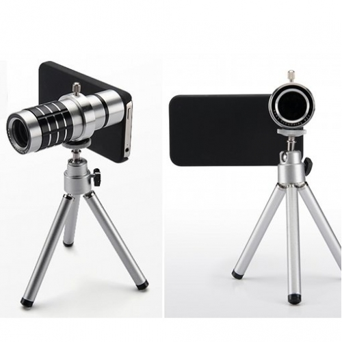 Ống Lens camera zoom 12x iPhone 6
